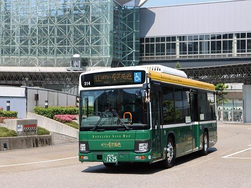 金沢市バス