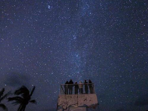 絶景!西表島「アンビエント星空ナイトツアー」 ※ガイドがご案内※天候等の事由により見ることできない場合がございます。