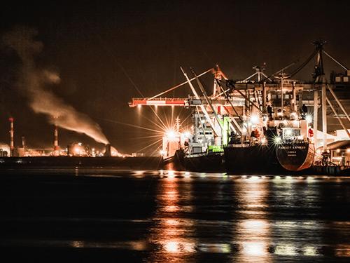 北九州工場夜景クルーズを楽しむ旅 2日間