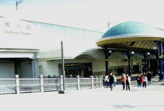 舞浜駅周辺