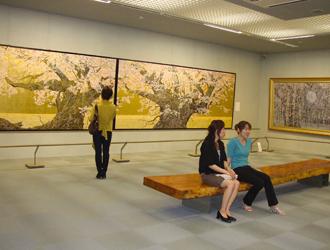 後藤純男美術館のイメージ