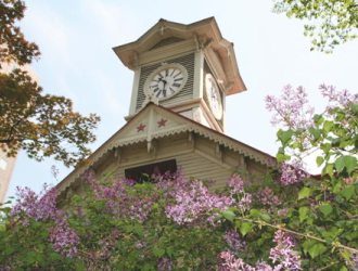 札幌時計台のイメージ