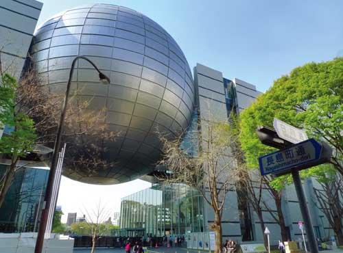 名古屋市科学館(有料:別料金400円)のイメージ