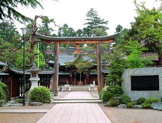 上杉神社のイメージ