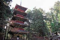 日光東照宮(五重塔)のイメージ