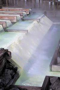 草津温泉・湯畑のイメージ
