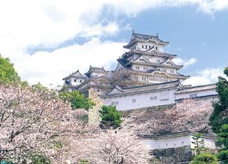 姫路城イメージ ※入場券付