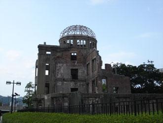 原爆ドーム イメージ