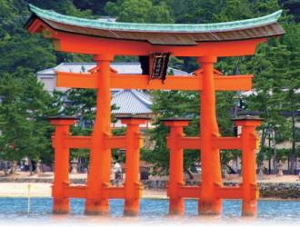 厳島神社のイメージ