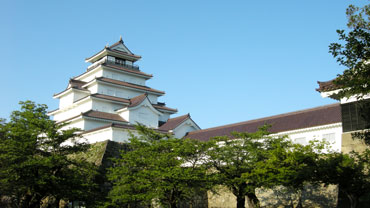 鶴ヶ城のイメージ ※別途入場料必要