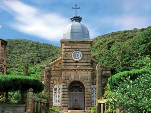 頭ヶ島教会