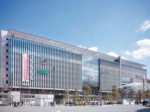 JR博多シティのイメージ