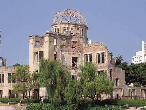 原爆ドームのイメージ(別途料金)