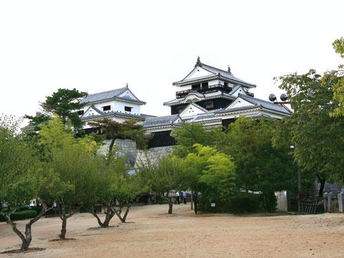 松山城(有料別料金)のイメージ