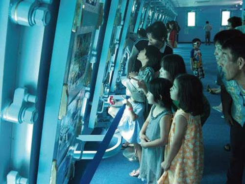 エンジョイクーポンで選べる施設の1つ「宮古島海中公園」 イメージ