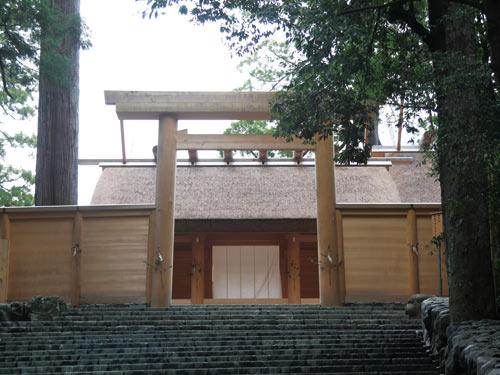 伊勢神宮・内宮(正宮)のイメージ