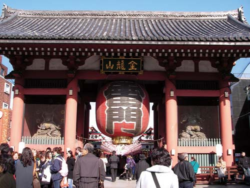 浅草・雷門のイメージ