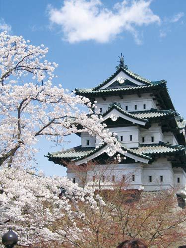 弘前城のイメージ