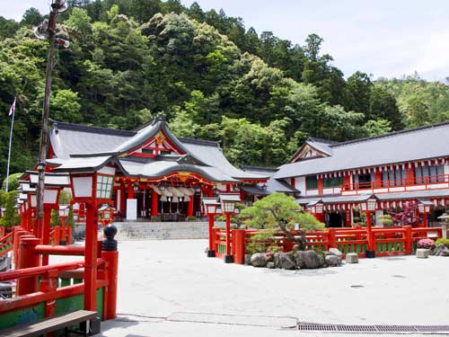津和野のイメージ