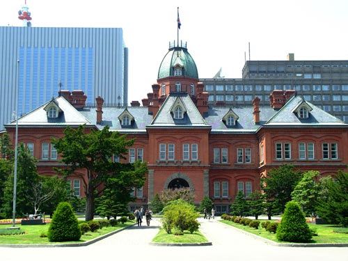 札幌 イメージ(北海道庁 旧本庁舎)