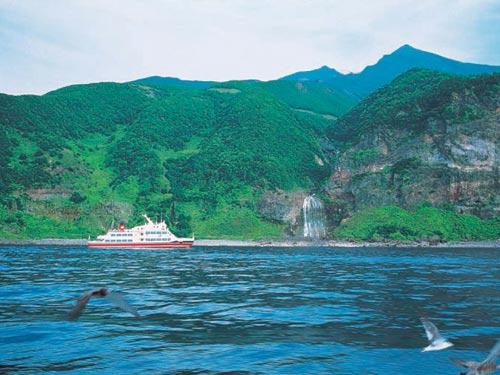 知床観光船クルーズ イメージ