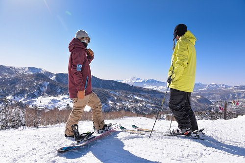 JRで行く信州スキー&ボード 2〜4日間