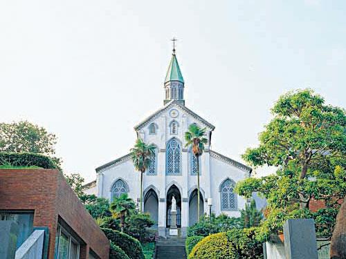大浦天主堂のイメージ