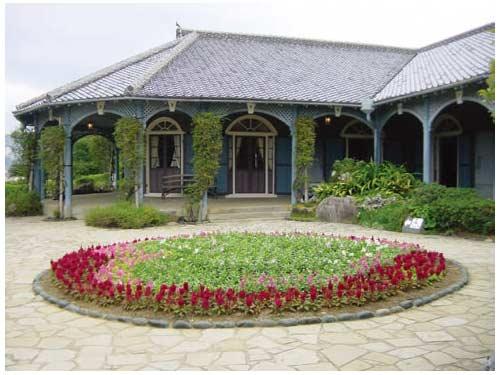 グラバー園 イメージ