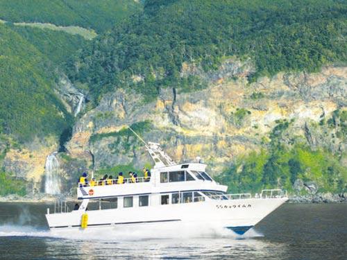 知床観光船のイメージ