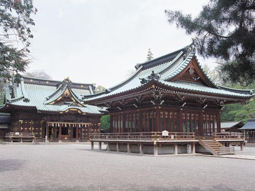 三嶋大社(イメージ)