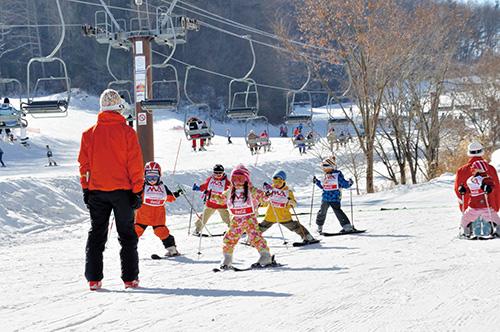 佐久スキーガーデンパラダのイメージ