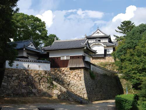 備中松山城のイメージ