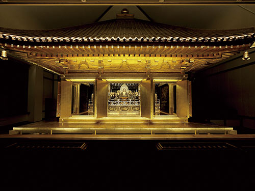 岩手 中尊寺(金色堂)のイメージ
