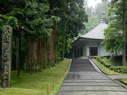 中尊寺のイメージ