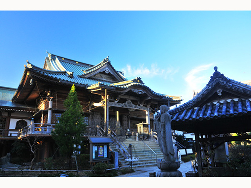 徳島県/第19番札所 立江寺のイメージ