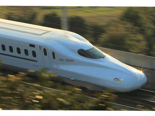 N700系新幹線のイメージ