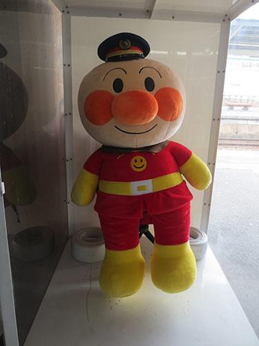アンパンマン(松山駅・高知駅)のイメージ