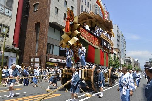 祇園祭 宵山のイメージ