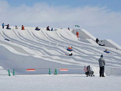 さっぽろ雪まつり つどーむ会場(過去開催時) イメージ