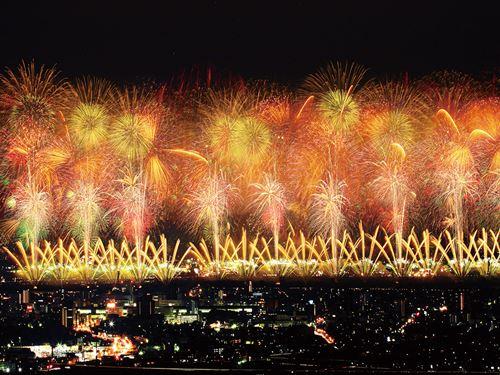 長岡まつり大花火大会のイメージ
