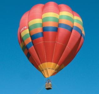 熱気球 イメージ ※乗船期間は10/10まで