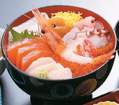 海鮮丼のイメージ