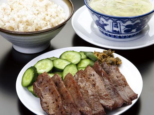「喜助」の牛タン定食のイメージ