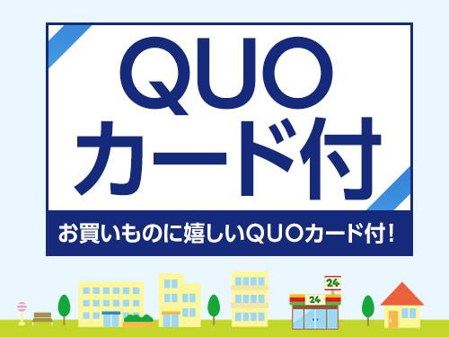 QUOカードがついてお得でうれしい♪ 沖縄県 若狭・辻に泊まろう!QUOカード3,000円付 ダブル街側