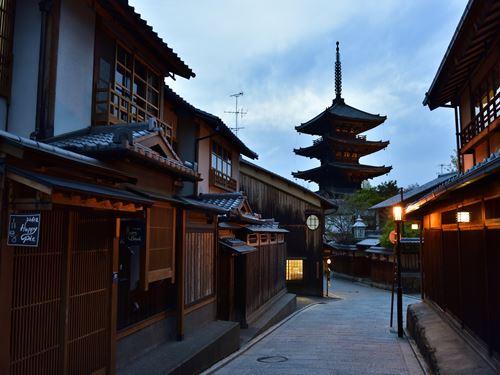 法観寺 八坂の坂 のイメージ