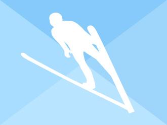 スキージャンプのイメージ