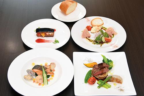 レストランバス(札幌ランチ)のイメージ ※6・7月限定「フレンチ」 イメージ