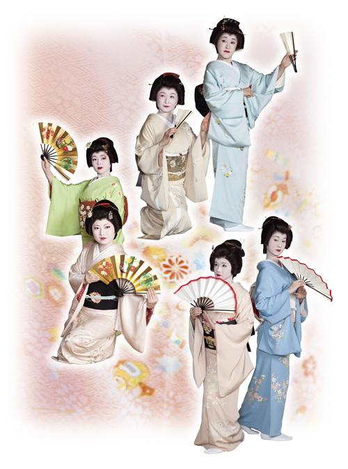 金沢芸妓鑑賞のイメージ
