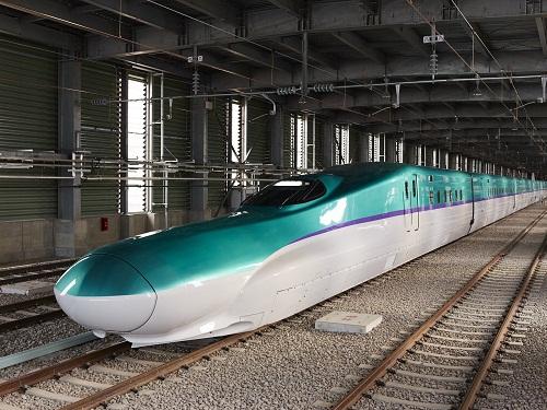北海道新幹線にちょっぴり乗車♪八戸・函館