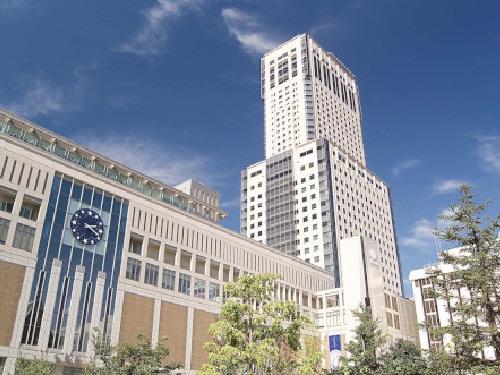 JR札幌駅南口に直結、北海道最高層のランドマークホテル☆札幌一の眺望が楽しめます♪ ビジネスに!観光に!北海道 札幌駅周辺ステイ!スタンダードプラン コーナーツイン